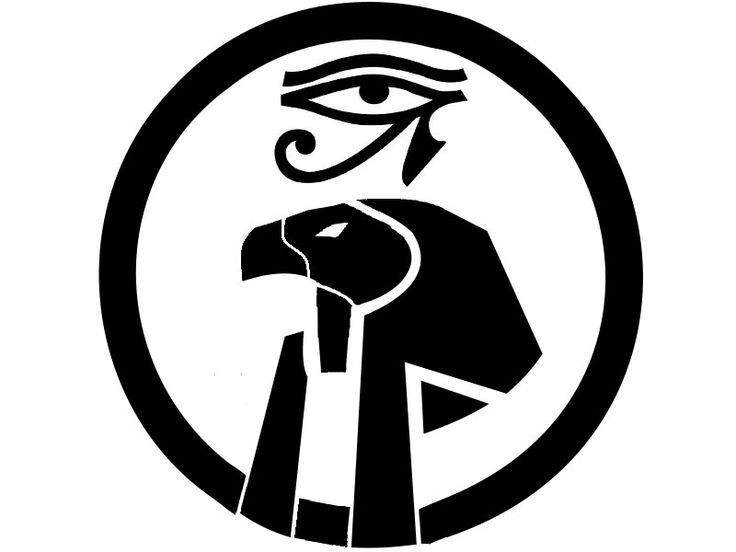 Anubis clipart tribal #12