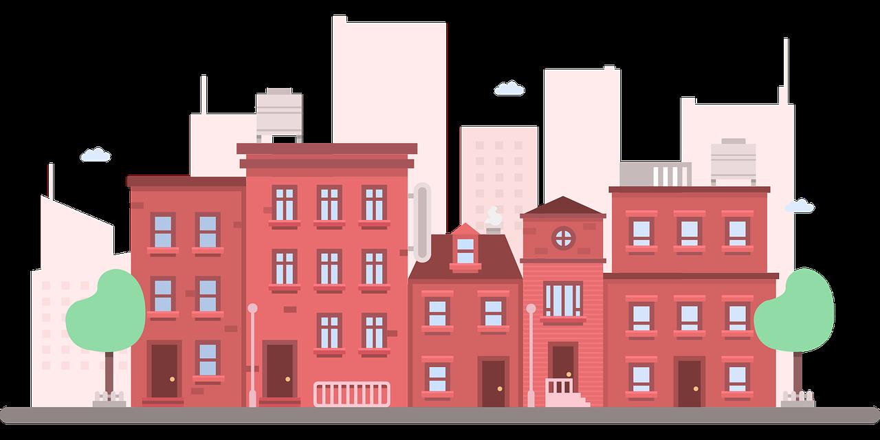 Apartment Complex clipart #13