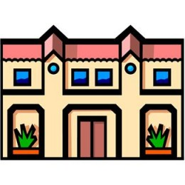 Apartment Complex clipart #3