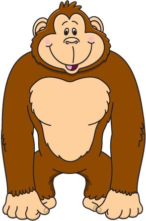 Ape clipart Panda Clipart Clipart Free Ape
