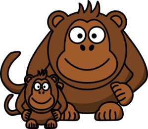 Ape clipart Drawings Download clipart clipart Ape