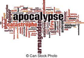 Apocalypse clipart Catastrophe A of Art Clip