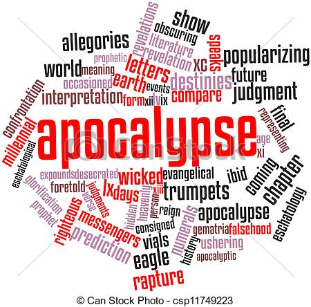Apocalypse clipart Illustrations for Apocalypse Abstract Apocalypse