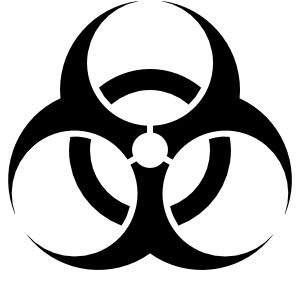 Biohazard clipart safety Sign Free clip ideas art