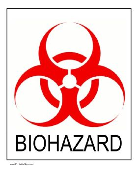 Apocalyptic clipart Printable hazards sign tattoo this