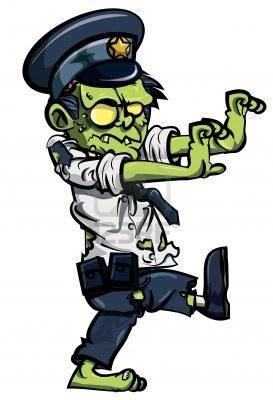 Zombie clipart comic person On Photo white 25+ cartoon