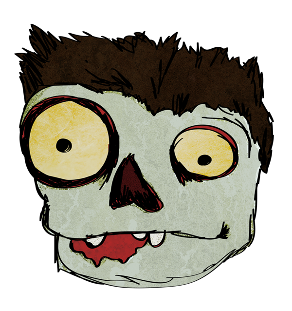 Zombie clipart silly Panda Clipart Apocalypse Free Clipart