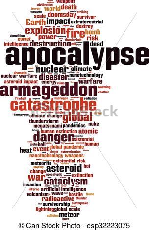 Apocalypse clipart invasion #2