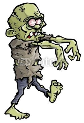 Phanom clipart cartoon Of on Cartoon 25+ zombie