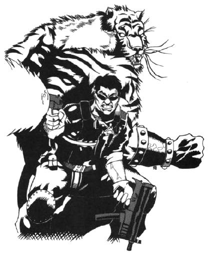 Apocalyptic clipart werewolf Darkness Wolf WoD of Ananasi