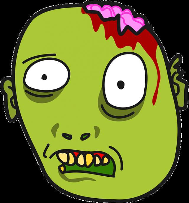 Apoclyptic clipart zombie head Apocalypse Apocalypse How  Hot