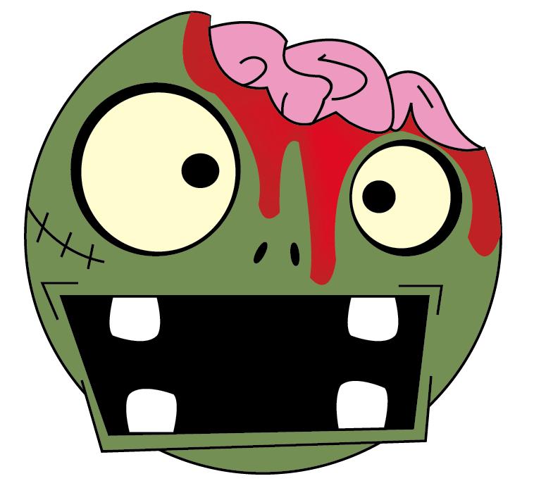 Apoclyptic clipart zombie head Games Apocalypse Zombie Zombie Party