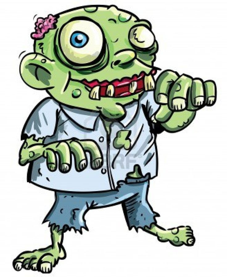 Apoclyptic clipart zombie head 13295825 35 Photo Cartoons images