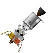 Apollo 13 clipart #3