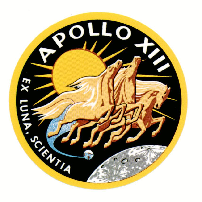 Apollo 13 clipart #11