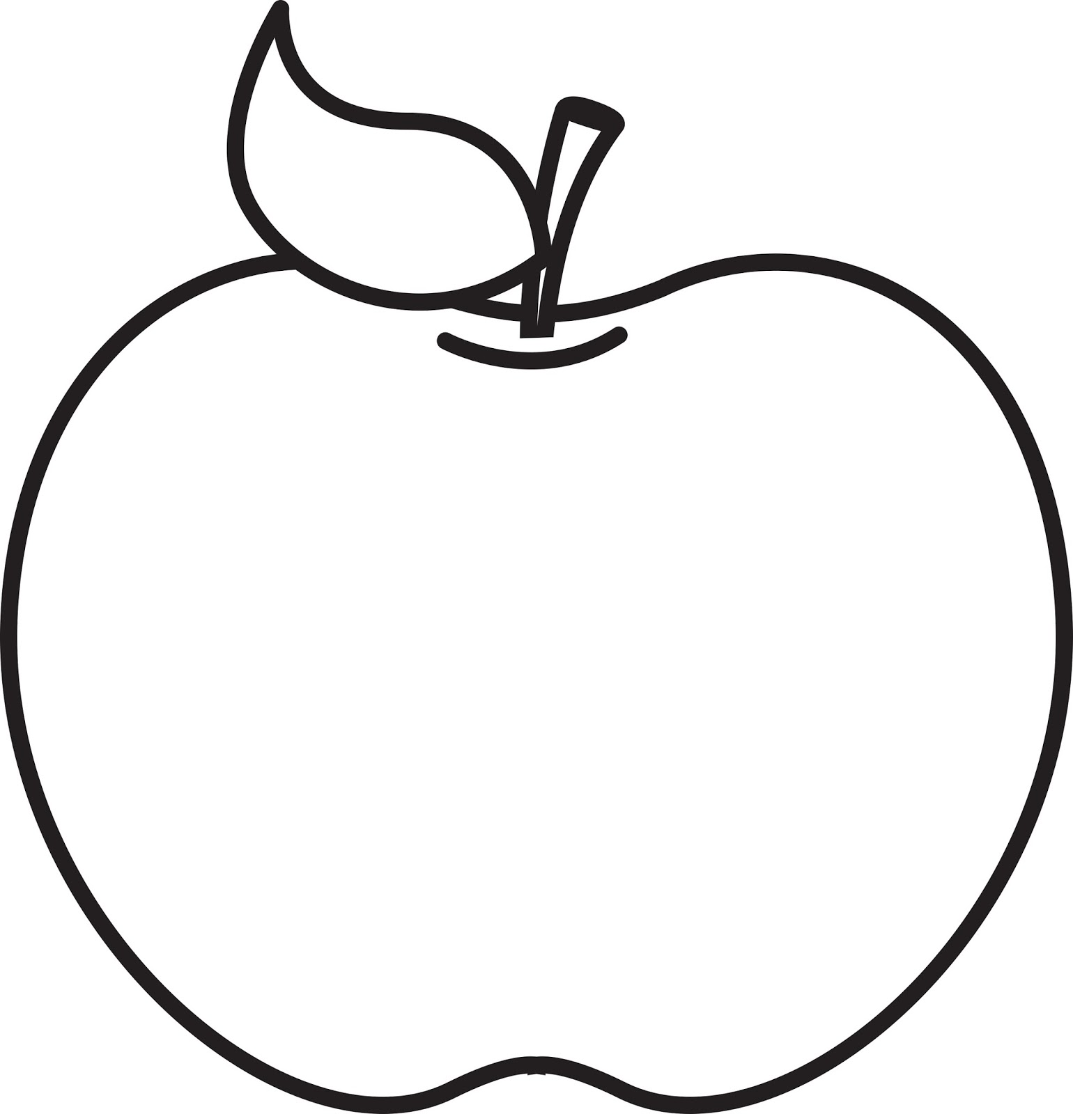 Guava clipart fruits and vegetable 2 black Cliparting Apple clip
