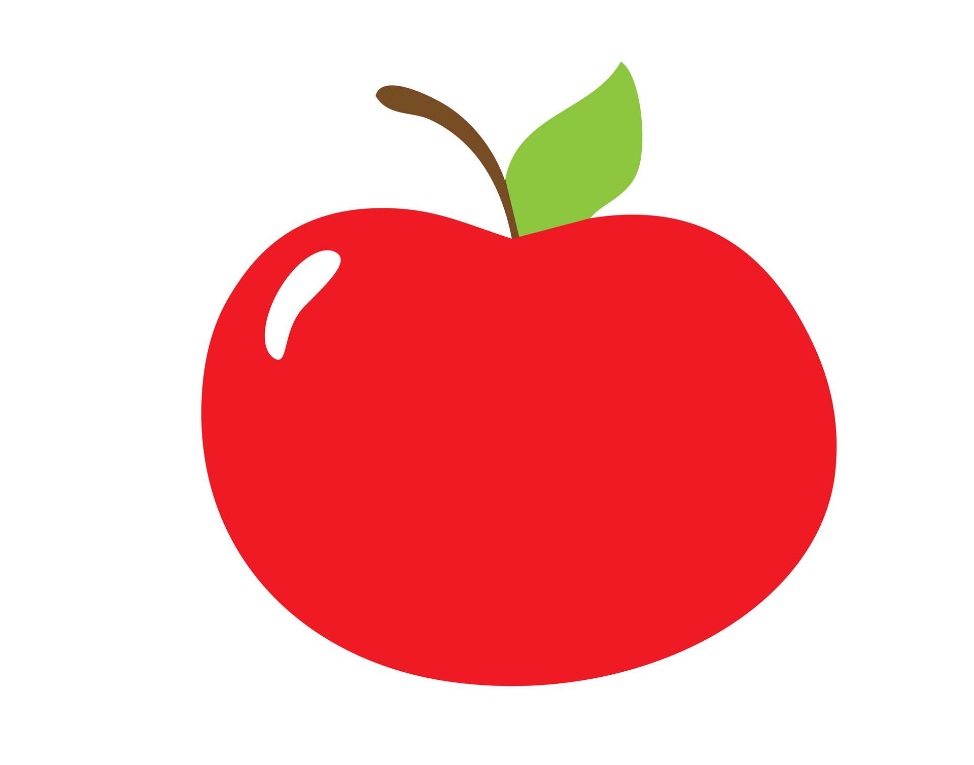 Apple clipart Public Photo Clipart Stock Red