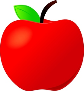 Apple clipart Clipartix art 2 2 Apple