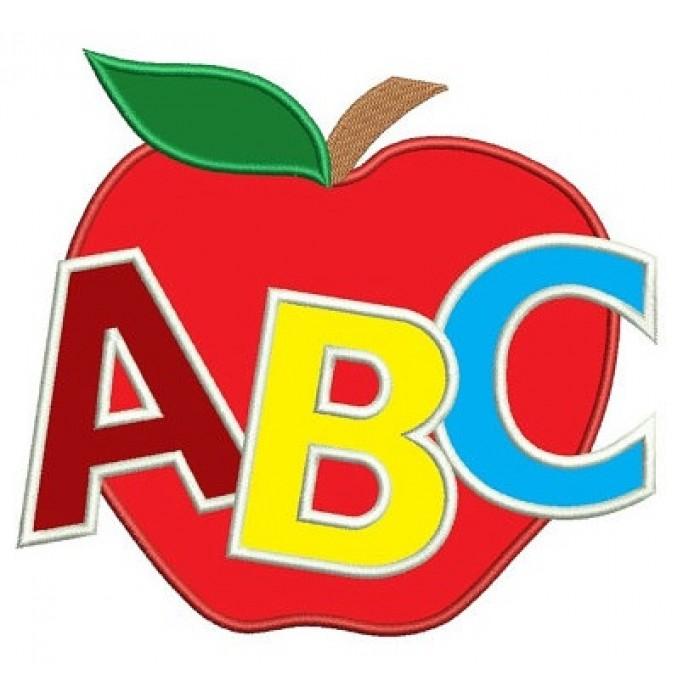 Apple clipart alphabet Letter apple ClipartFox apple alphabet