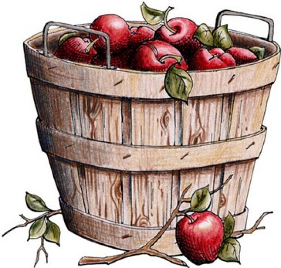 Basket clipart bushel basket Com Clipartion Clipart Clipart #21663