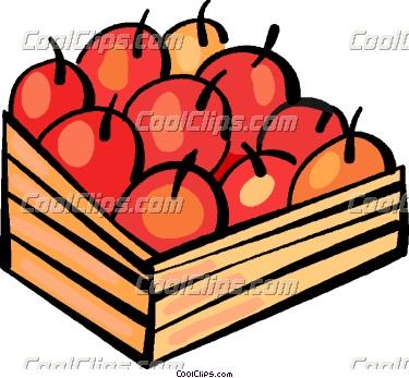 Basket clipart apple basket Apple Clipart Basket Clipart Bay