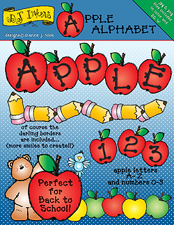 Apple clipart bear And Clipart Apples Apples Clipart