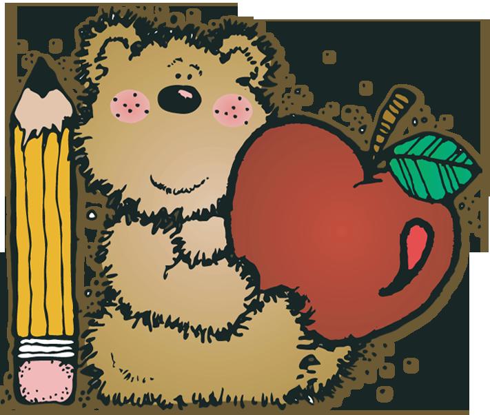 Apple clipart bear – richland11 Math DJI_BacktoSchool_bearapple_art