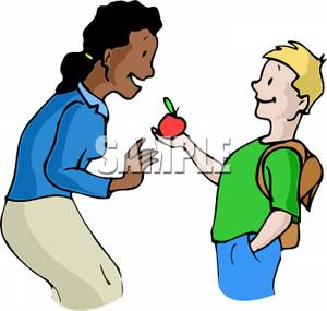 Apple clipart boy with A Apple Boy Teacher Apple