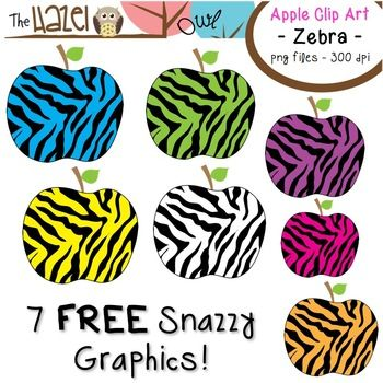 Zebra clipart teacher Clip Clip Zebra Art!! about