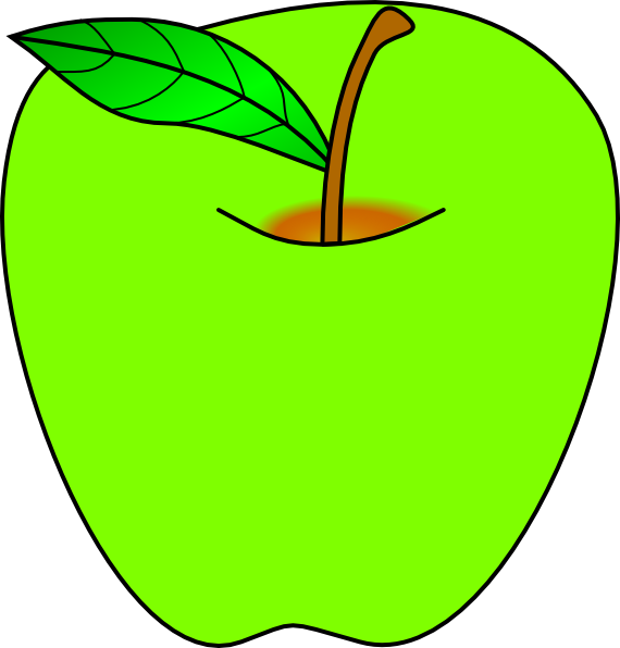 Apple clipart gambar As: this online clip Download