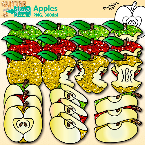 Apple clipart boy with Apple art Clip Art Clip