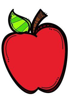 Apple clipart melonheadz οργανωνόμαστε νέα Manzana για Νηπιαγωγείο!!!: