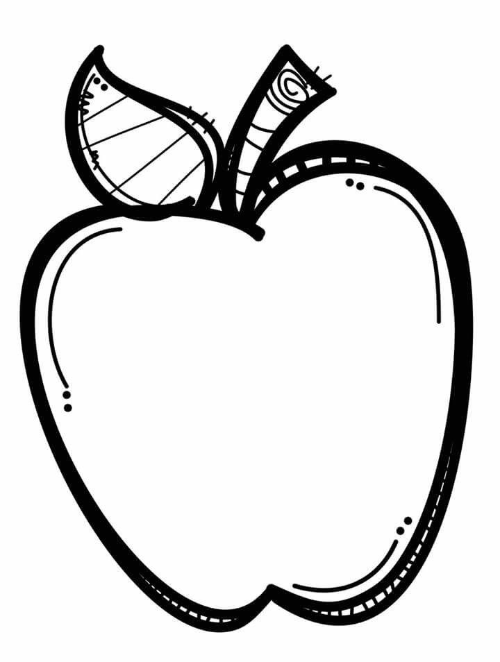 Apple clipart melonheadz Images Manzana on best Muñequitos