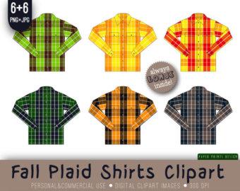 Plaid clipart day #12