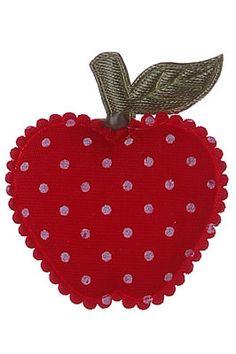 Apple clipart polka dot Clip on Clip Art Pin
