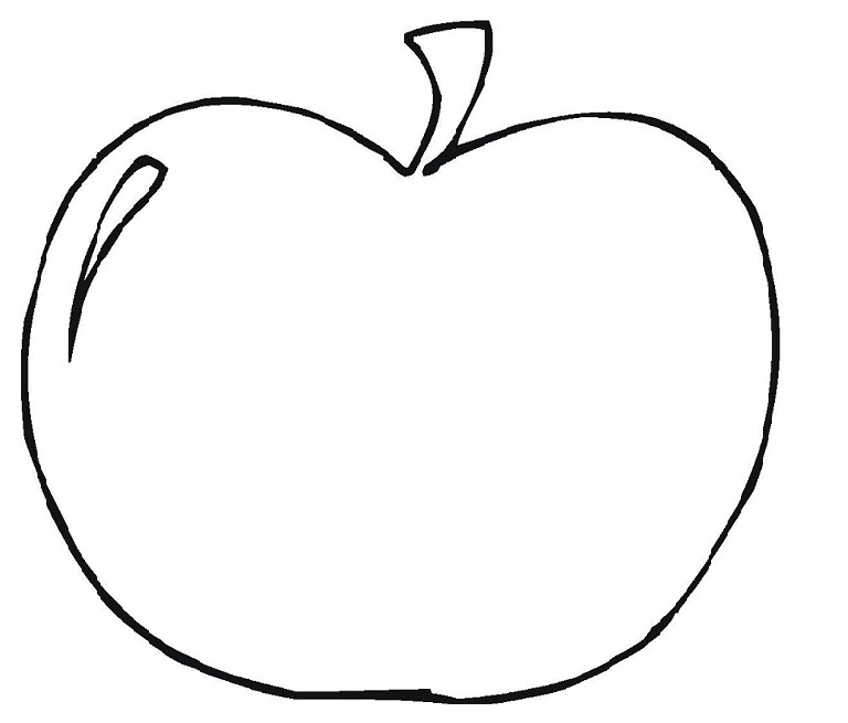 Apple clipart printable Clipart Pages 101 Pages Clipart