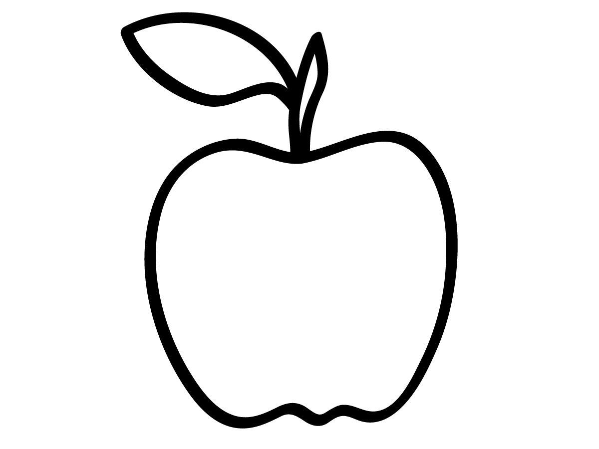 Apple clipart printable Clipart apple apple printables images