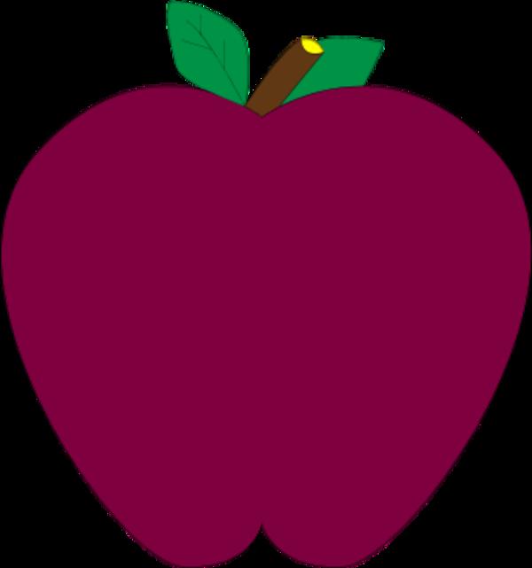 Apple clipart purple Art (53+) Art red Clip