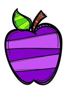 Apple clipart purple Pink Pinterest Art⭐ ⭐️Clip