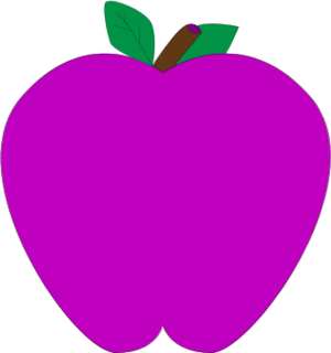 Dots clipart transparent apple Apple PDClipart to Clip Download