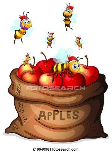 Apple clipart sack A Pinterest of Clip sack