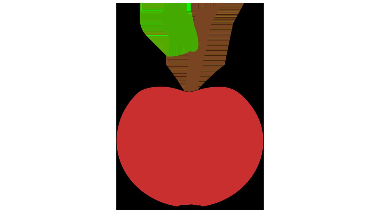 Apple clipart seven Tiny Apple Clipart Apple 151
