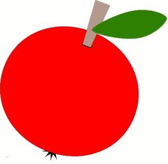 Apple clipart simple Clip Art Page Apple Apple