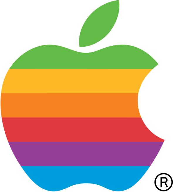 Apple clipart six Six logo original celebrate returns
