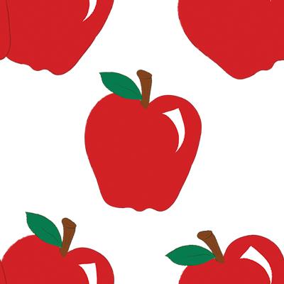 Apple clipart six Teacher Art PoppyHill Creations It's