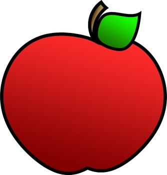 Apple clipart sketch Sketch From School Apple &