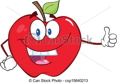 Apple clipart smiley Images Eyes Smiling Free Clipart