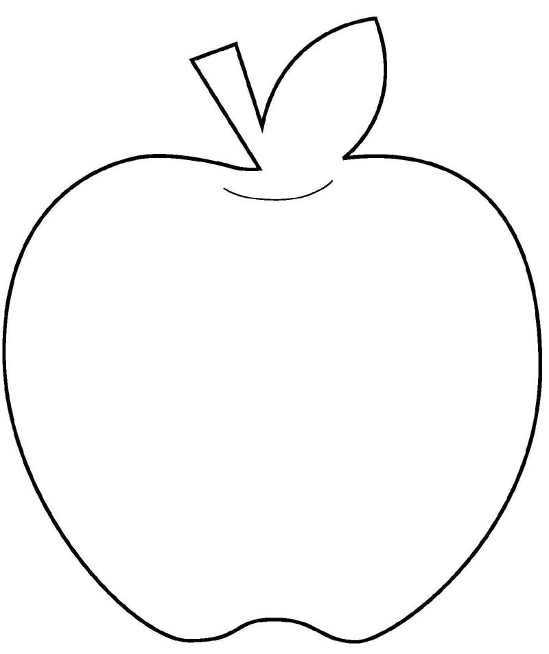 Shapes clipart template #3