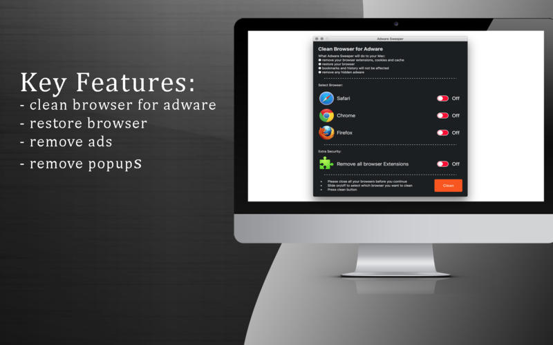 Apple Inc. clipart adware The Browser Sweeper on Adware&Malware