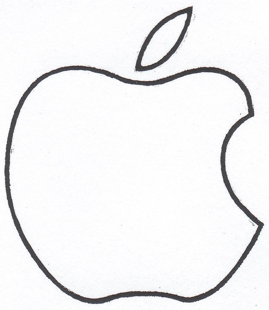 Apple Inc. clipart apple logo #15